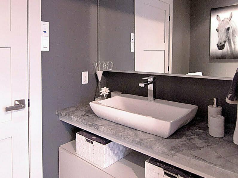 Salle de bain contemporaine Québec - Designer d\'intérieur à Québec ...